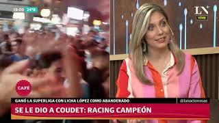 Todo lo que dejó el Racing Campeón de Argentina