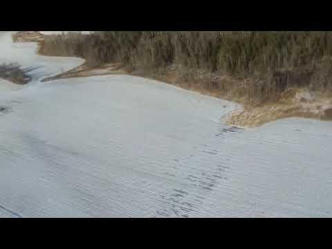 Loiter around target sample footage short 2