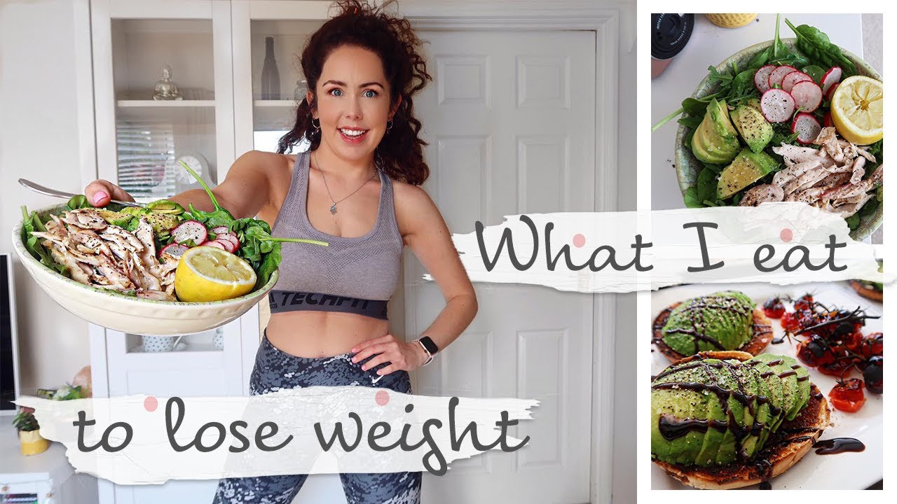 Download WHAT I EAT IN A DAY TO LOSE WEIGHT 2019 | Realistic Full Day of Eating