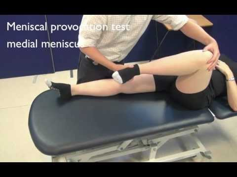 Knee examination for OSCE revision