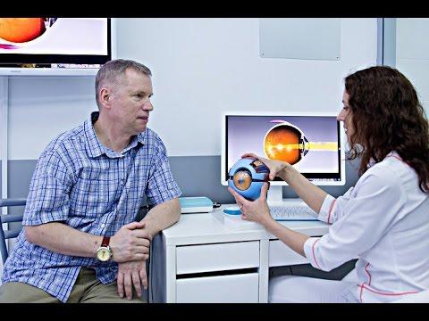 Врач офтальмолог Шилова Татьяна Юрьевна   рассказывает о лечении катаракты