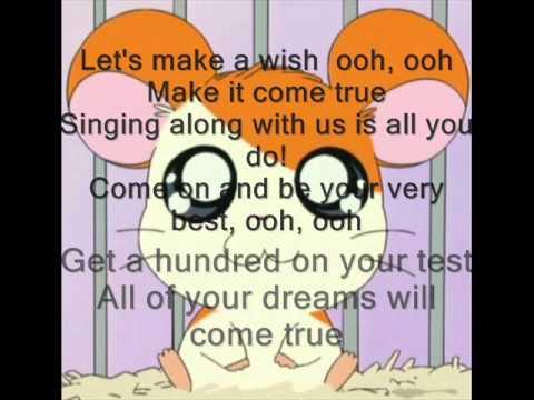Hamtaro Ending Song (With Lyrics!)