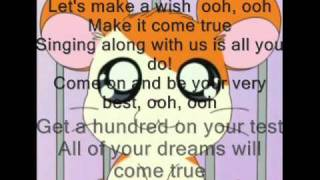 Hamtaro Ending Song (With Lyrics!)