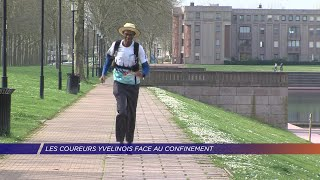 Yvelines | Les coureurs Yvelinois face au confinement