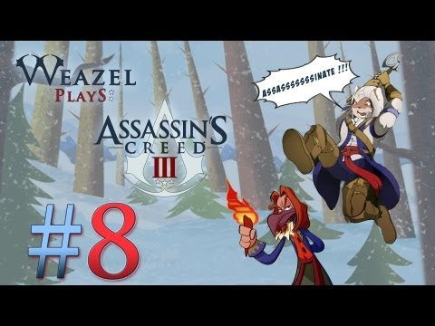 Assassin's Creed 3 - #8 - KILL THAT PRESIDENT !