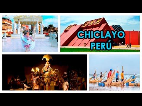 CHICLAYO,  PERÚ - TERRES MAGIQUES DES INCAS