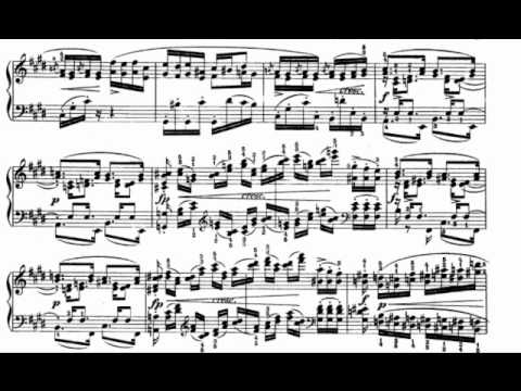 F Chopin : Etude op 10 no 3 in E major Tristesse Pollini