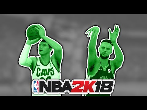 Best 3 Point Shooter On NBA Every Team According To NBA 2K18