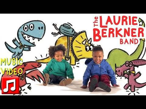We Are The Dinosaurs  The Laurie Berkner Band 20th Anniversary Edition