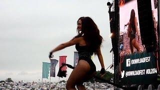 Steel Panther - Asian Hooker (Live - Download Festival, Donington, UK, June 2014)