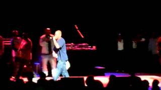 Brand Nubian - Punks Jump Up To Get Beat Down - Live 2013 NC