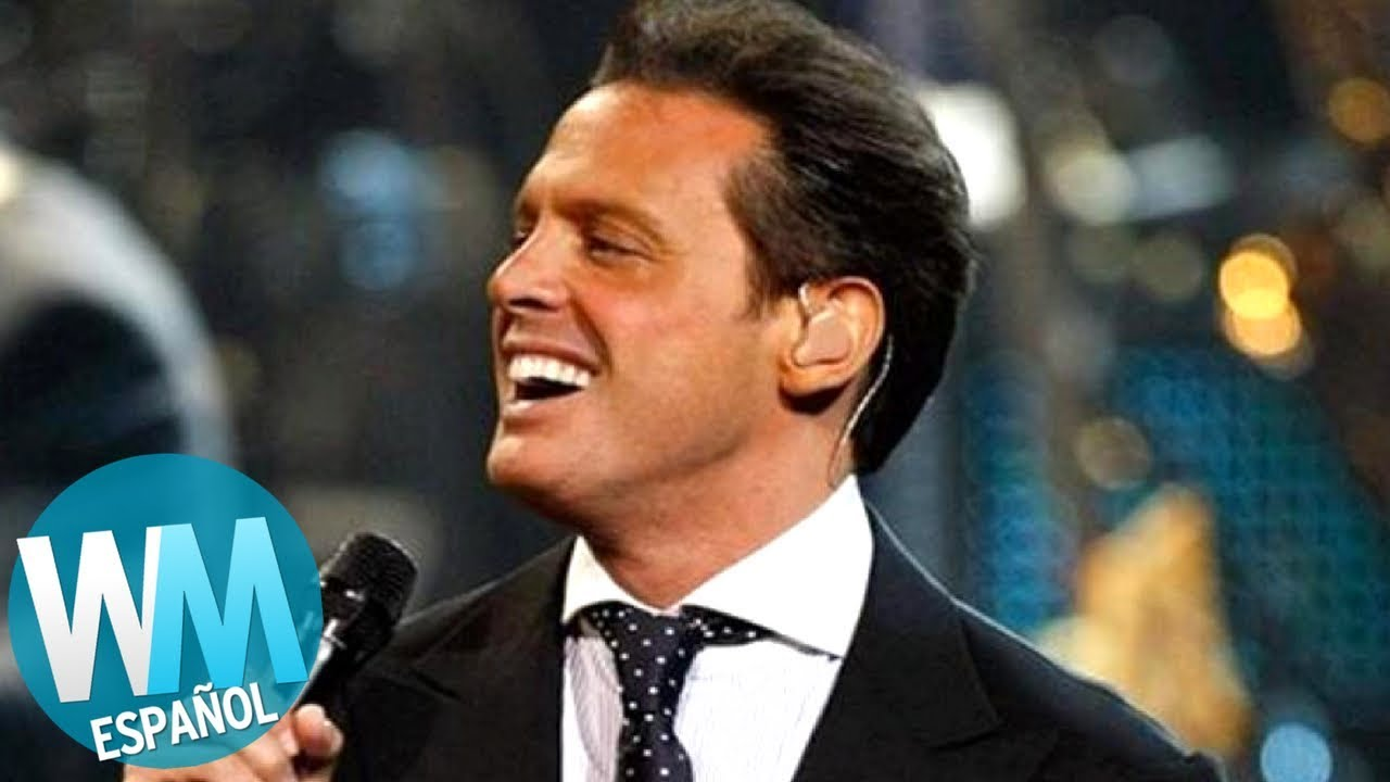 Top 10 Canciones De Luis Miguel Youtube