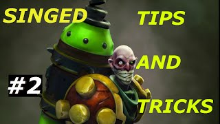 Singed Tips and Tricks - Episode 2 - How to Proxy at Level 1 Every Game!