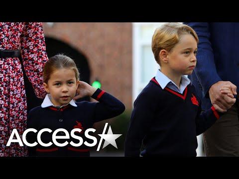 Prince George And Princess Charlotte's School Sends 4 Kids Home Amid Coronavirus Scare, Reports