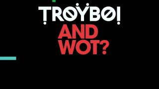 TroyBoi - And Wot? (Official Audio)