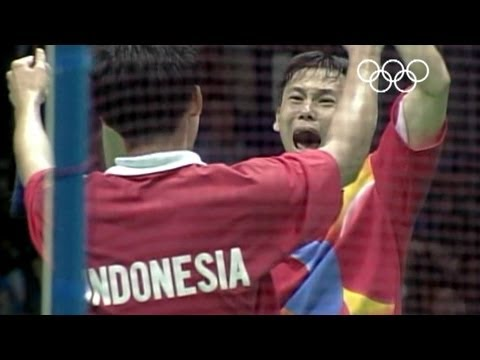 20 years of Badminton in the Olympic Games - 1992 to 2012