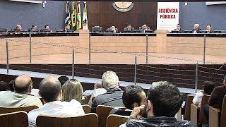Audiência Pública em Itajaí discute o roubo de cargas em SC