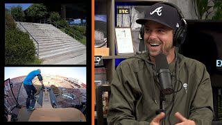 Would You Rather Try The Mega Ramp Switch or El Toro 20 Stair?
