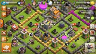 CLASH OF CLANS SCREEN RECORDER