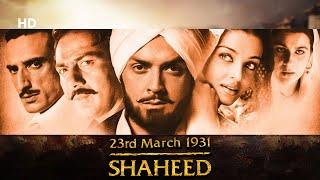 23 March 1931 Shaheed (HD) Bobby Deol | Sunny Deol | Amrita Singh | Bollywood Patriotic Movie