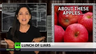 Food corps, M. Obama caught telling big fat lie