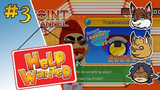 "BrantFurred Play - Help Wanted - Part 3 ""TV Shopping Time!"""
