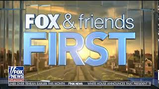 Fox & Friends First 1/27/20 4AM | Breaking Fox News January 27, 2020