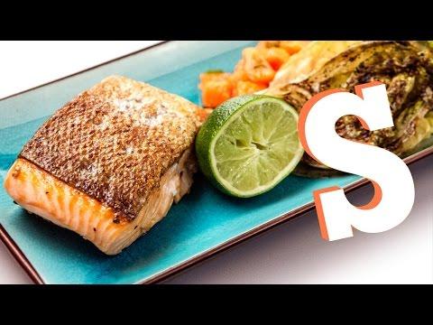 Chamomile-Infused Jasmine Rice & Salmon Recipe - Performance Food