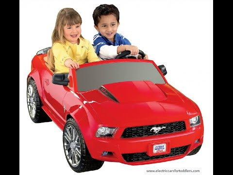 101 electric car / battery for children - 101 vetura elektrike/me bateri per femije - YouTube