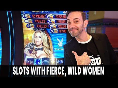 💋 WINNING With WILD WOMEN 💃 Wonder Woman JACKPOT MULTIPLIED!