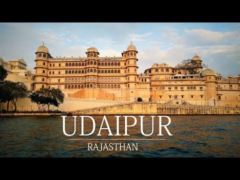 Udaipur   City of Lakes   Sunset at Lake Pichola   A Travel Journey   Rajasthan   India