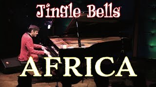 Jacob Koller - Jingle Bells African Style - Advanced Piano Arrangement With Sheet Music