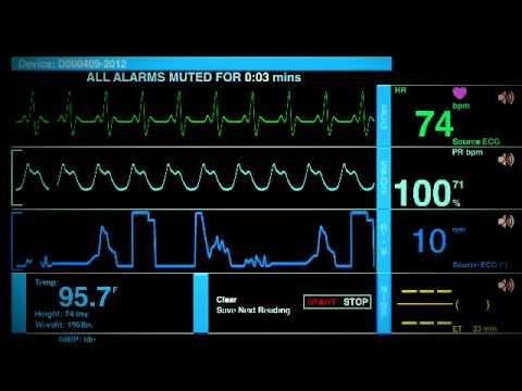 Sonido De Un Hospital