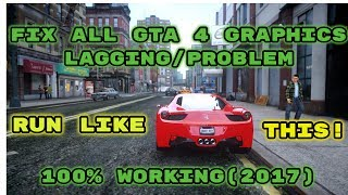 How To Fix GTA IV Lag On Window 7 - Travel Online