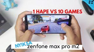 Gamers, Siapin Duitmu! - Gaming Test Asus Zenfone Max Pro M2