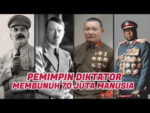 7 Pemimpin Diktator Yang Membunuh Puluhan Juta Rakyatnya