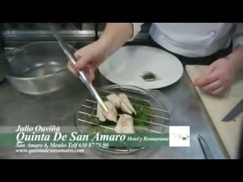 Invitacion de Julio a Quinta de San Amaro