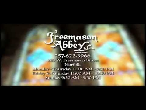 FREEMASON ABBEY RESTAURANT IN NORFOLK, VA