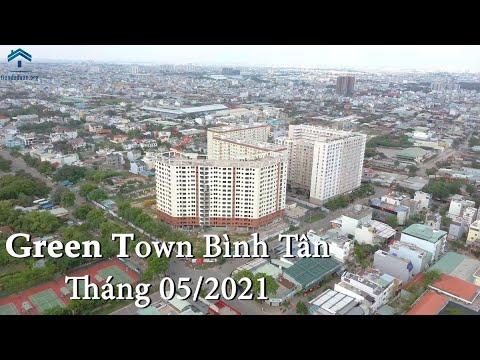 Green Town Bình Tân - Hình Ảnh Tháng 05/2021