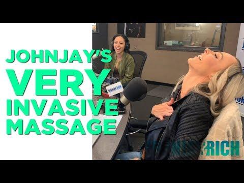 In-Studio Videos - Johnjay's VERY Invasive Massage!