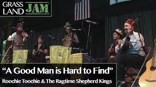 Grassland Jam: Roochie Toochie & The Ragtime Shepherd Kings