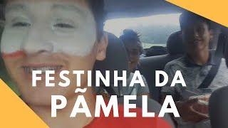 ANIVERSÁRIO DA PÃMELA E VIAGEM EM SC -  COMO ELE LIFESTYLE #9