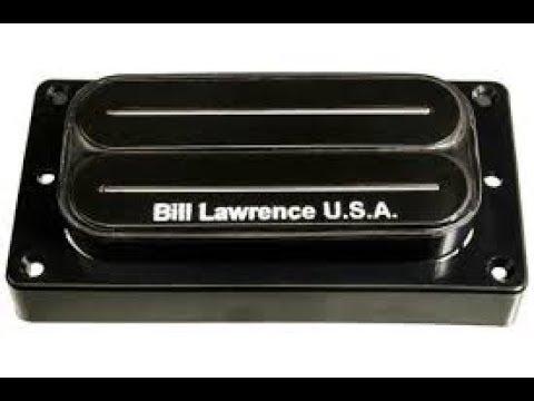 Bill Lawrence USA L500-XL -Best Metal Humbucker