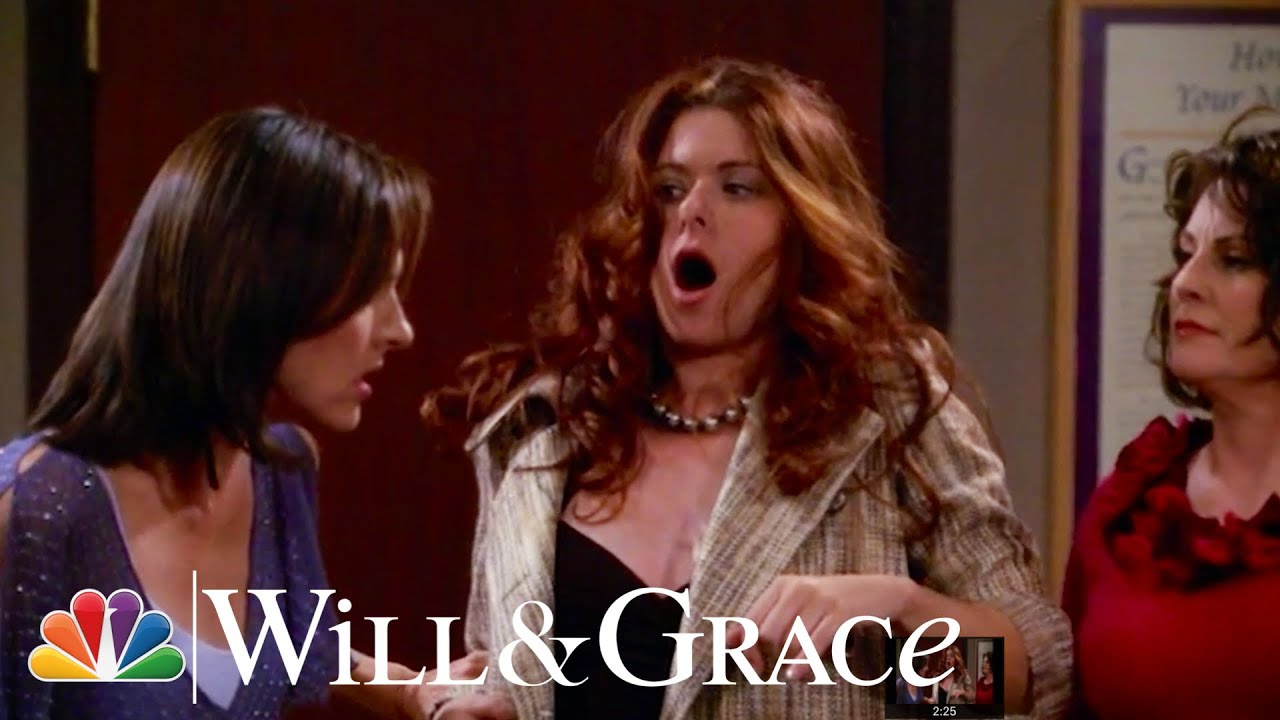 Grace's Free Therapy Hack Backfires - Will & Grace