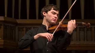 Franck, Violin Sonata in A major, by Nathan Meltzer and Evren Ozel