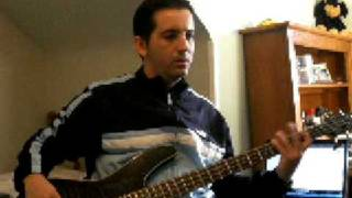 Don't use me, Bass cover/ Bride