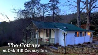 Oak Hill Country Inn - The Cottage - Franklin NC Lodging - Tour Macon County NC