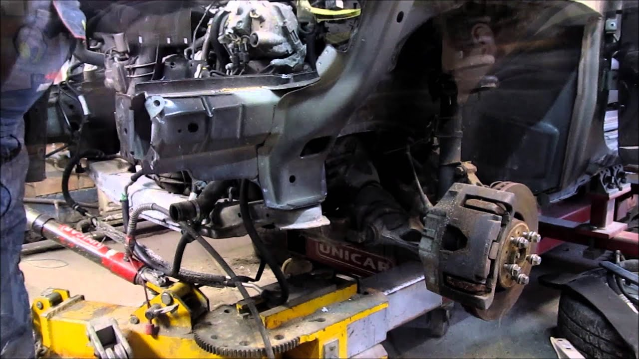 Volvo ремонт своими руками 44