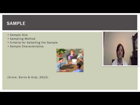 Nursing 7002 Qualitative Research