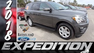 Reviewing a $55,000 New 2018 Ford Expedition XLT | In Depth Walkaround @ Ravenel Ford